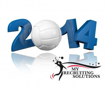 College volleyball programs actively recruiting for 2014 @ MyRecruitingSolutions