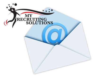 emailing college coaches @myrecruitingsolutions