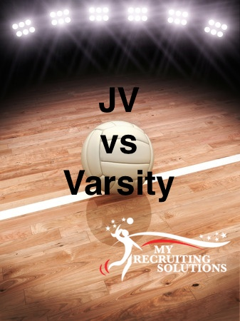 JV vs Varsity Volleyball @myrecruitingsolutions