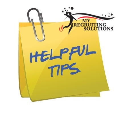 College Volleyball Recruiting Tips @MyRecruitingSolutions