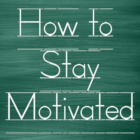 How to stay motivated @MyRecruitingSolutions