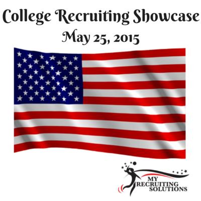 College Recruiting Showcase Memorial Day @MyRecruitingSolutions
