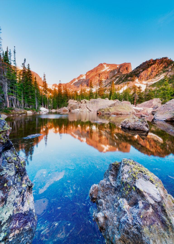 Alpenglow RunNGun Landscape Photography 3