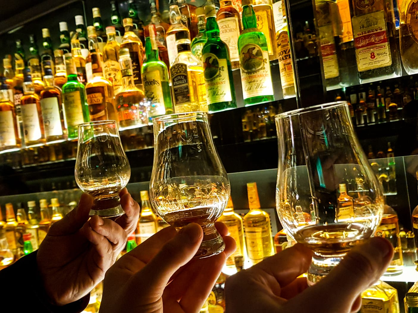 The Scotch Whisky Experience 1