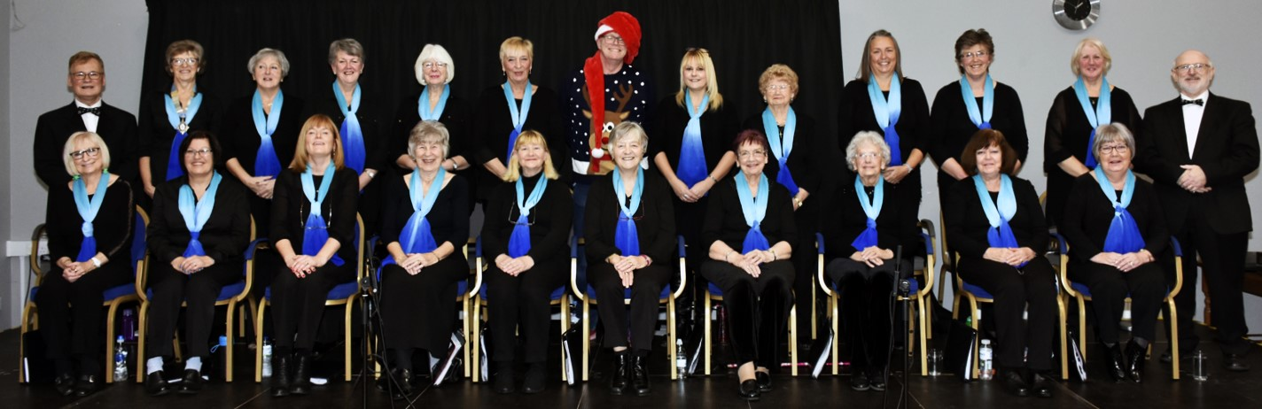 Withernsea Ladies Choir 2019 xmas (2)
