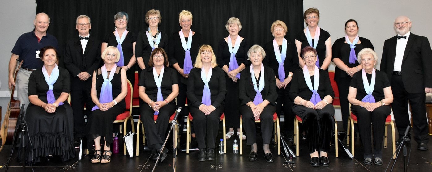 Withernsea Ladies Choir June 2019