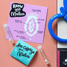 What's in Your Box?: Vulva Awareness Week