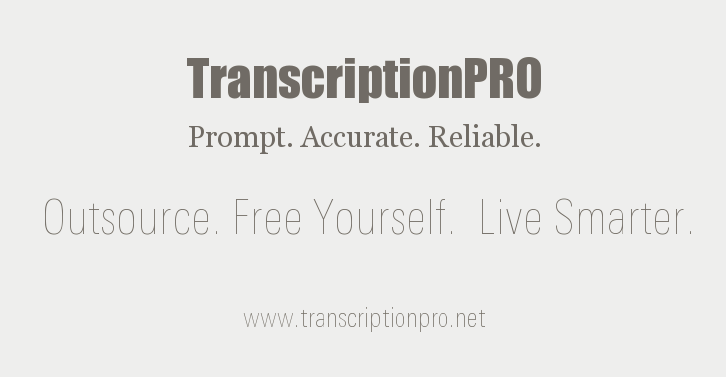 transcriptionpro - prompt