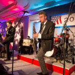 2013 Pennsylvania Society Inaugural Gala on January 20, 2013.