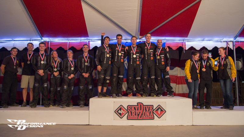 2015 USPA National Skydiving Championships