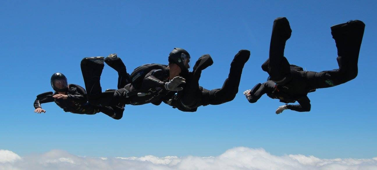 The Rhythm Skydiving 101 App