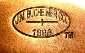 JM BUCHEIMER - LOGO