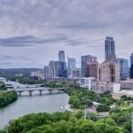 Image of downtown Austin and the river