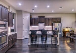 Real Estate Photography Solutions - Image of a kitchen in a nice home