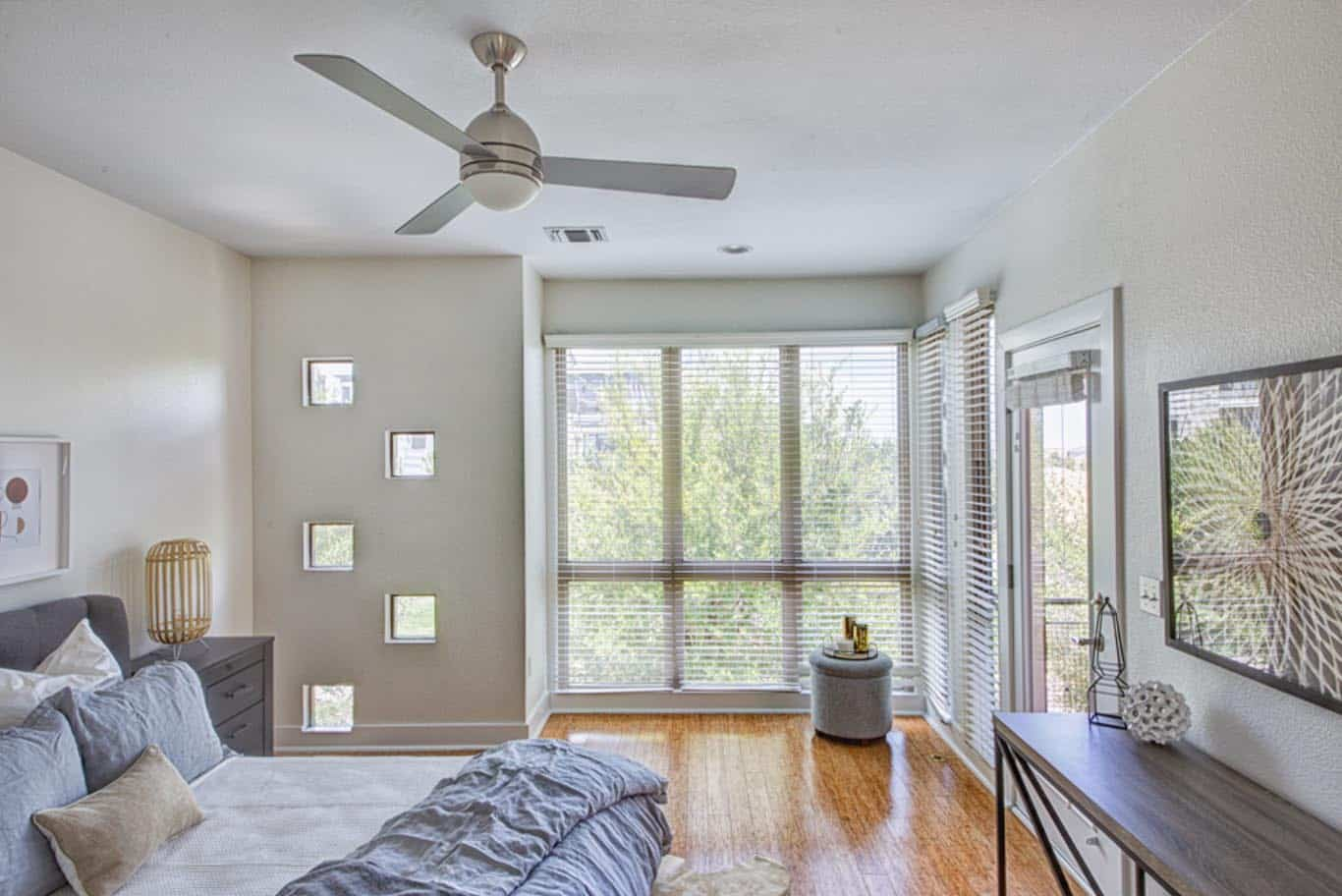 Austin Real Estate Photography Services Nice Bedroom