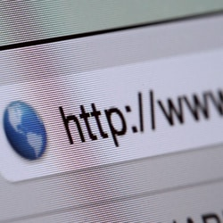 Picture of a Domain Name