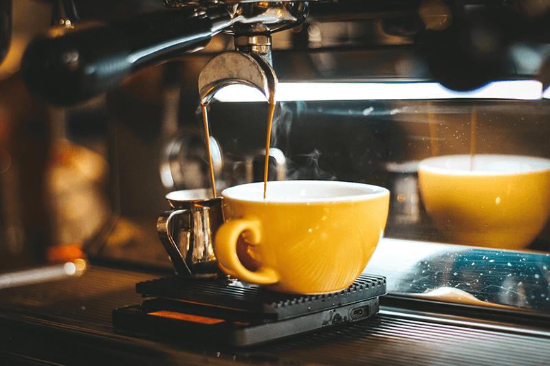 espresso machine - john maxwell team