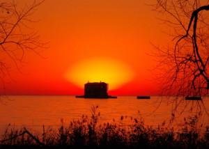 Sunrise Peek