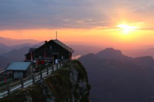 First Place Austrian Alps Schafberg Hut - Laura Kelly