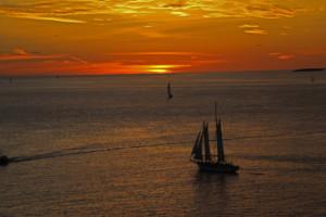 Windjammer Sunset