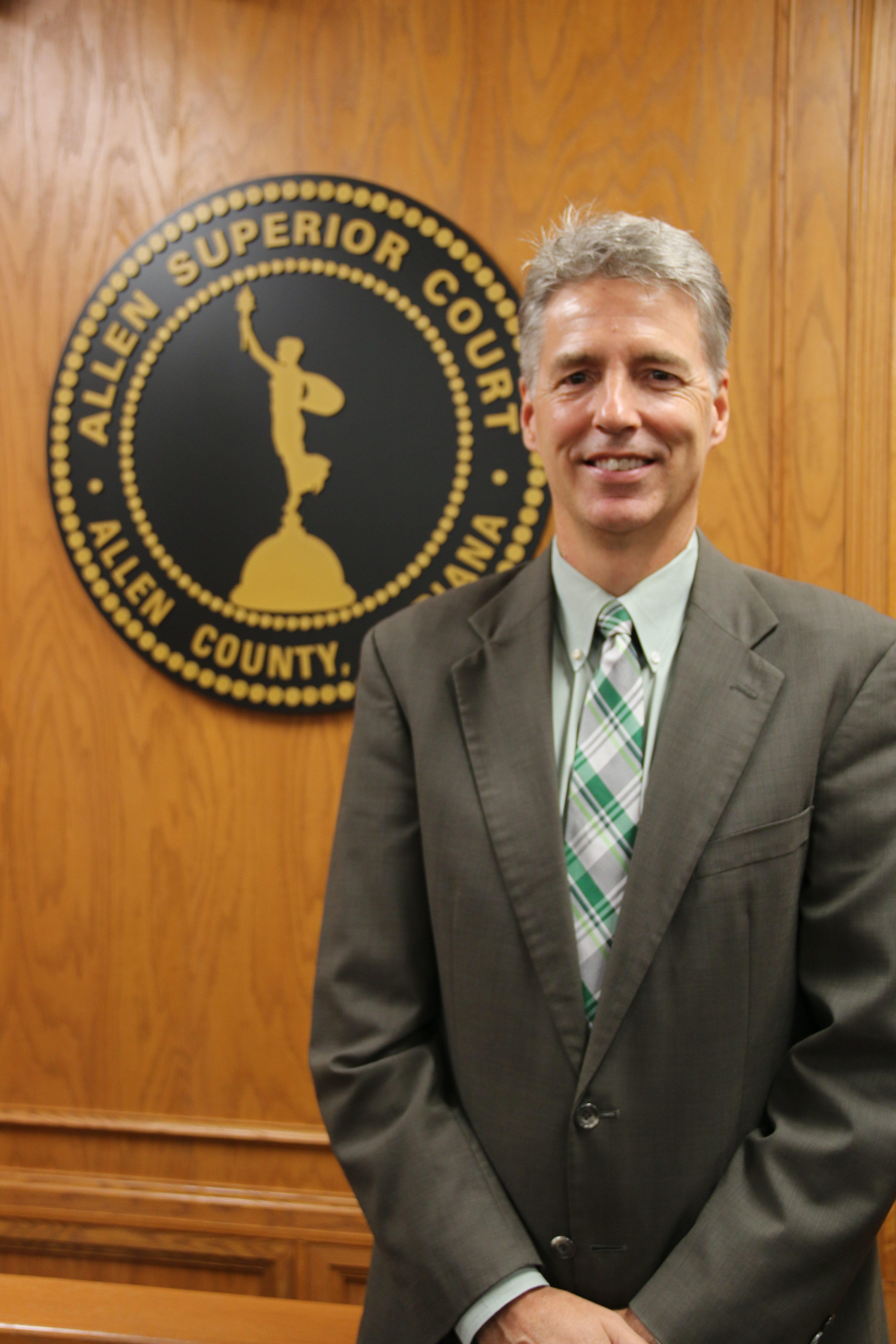 Magistrate Phillip E. Houk