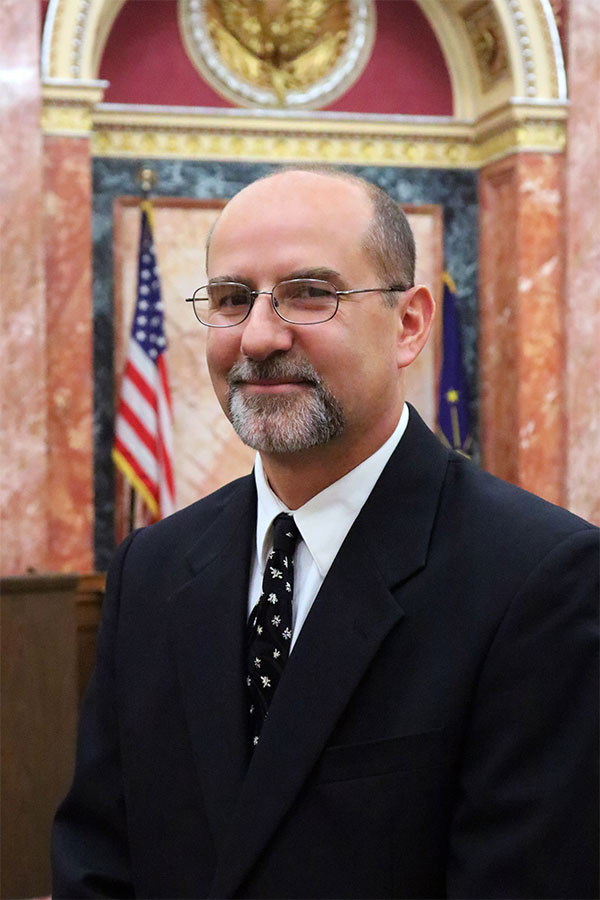 Magistrate Brian D. Cook