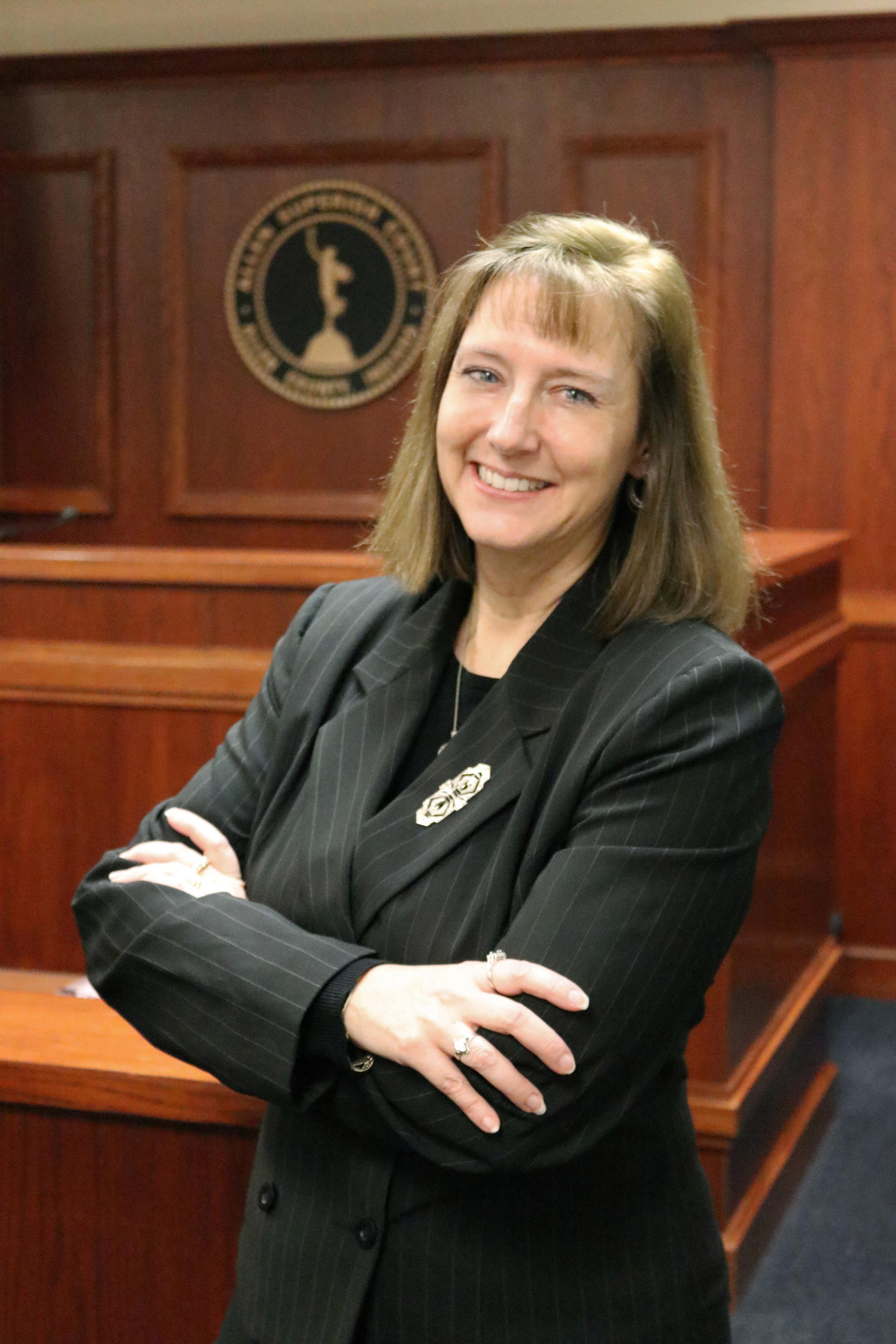 Magistrate Carolyn Foley