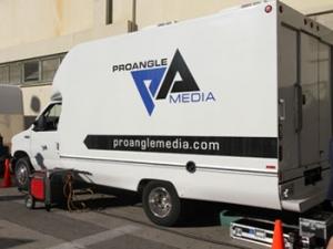 Tricaster Production Van (MU14) photo