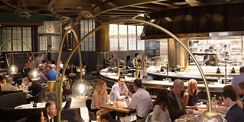 The Guild Restaurant/Subrosa Lounge