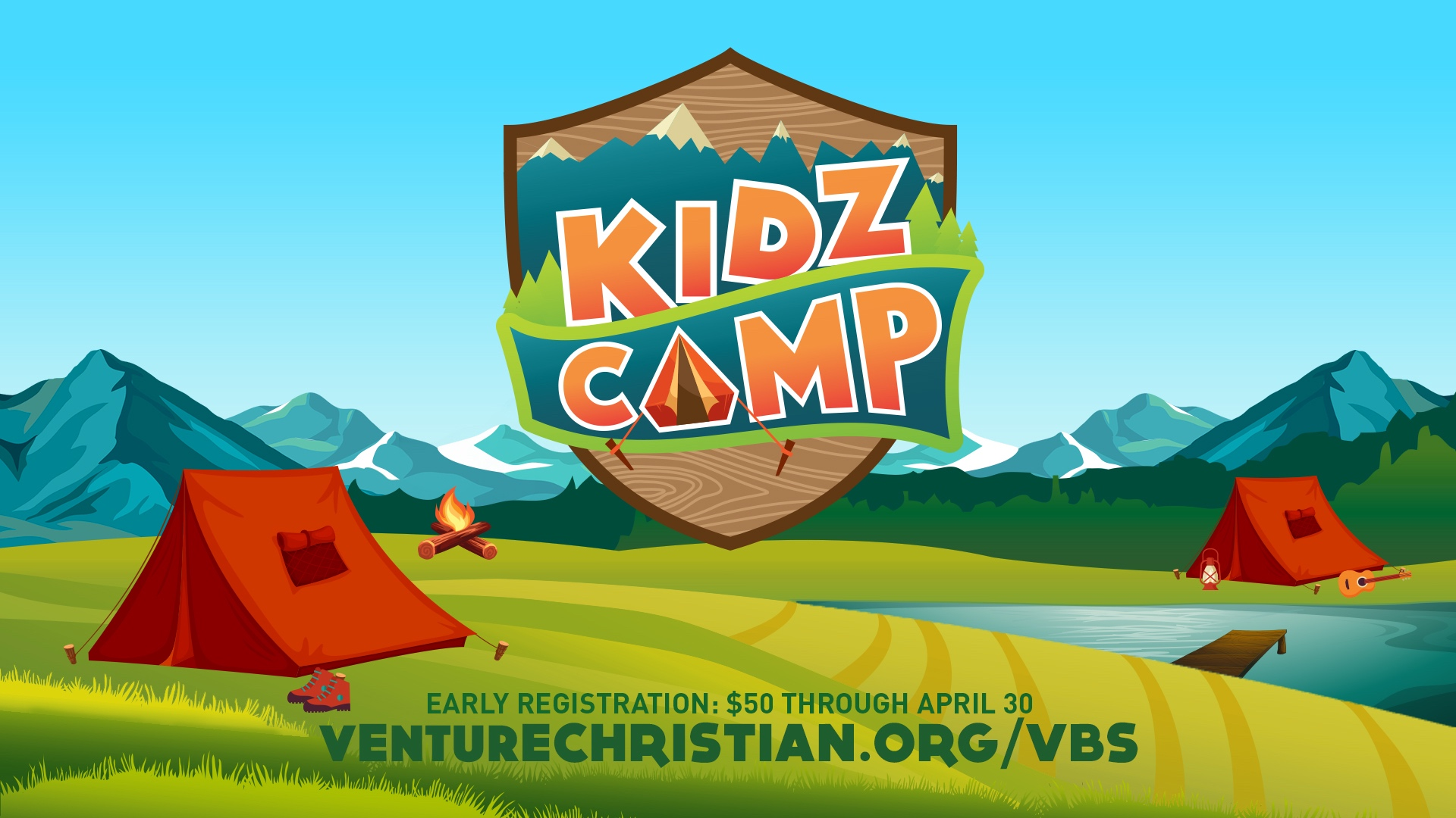 Venture Christian Kidz Camp Final