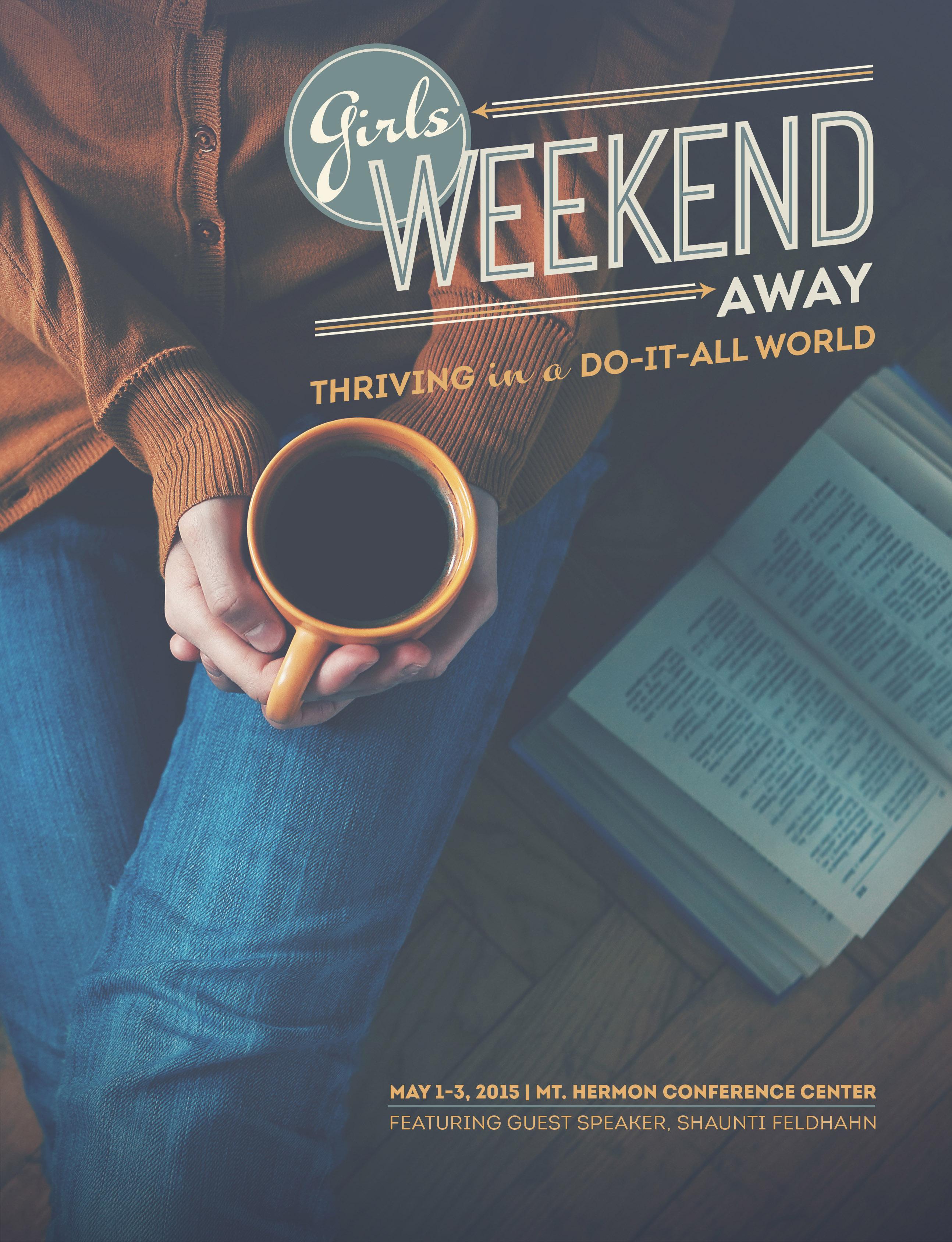 """Venture Christian """"Girls Weekend Away"""""""