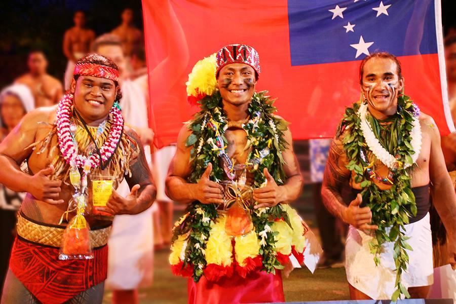 Photo credit: Polynesian Cultural Centre