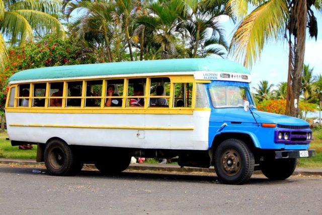 Transportation to take around Samoa