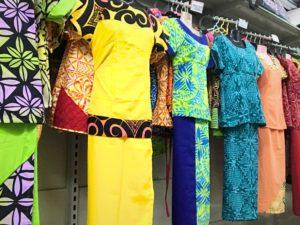 Samoan National Costume