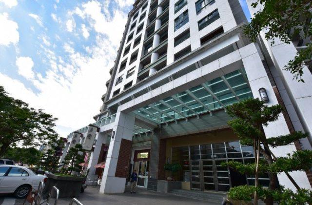 hot spring hotel at Yilan