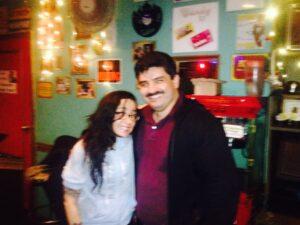 HP with Janeane Garofalo