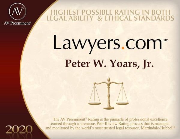 Lawyers Highest Ranking 2021
