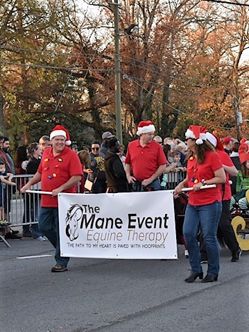Christmas Parade The Mane Event 2018_Cropped