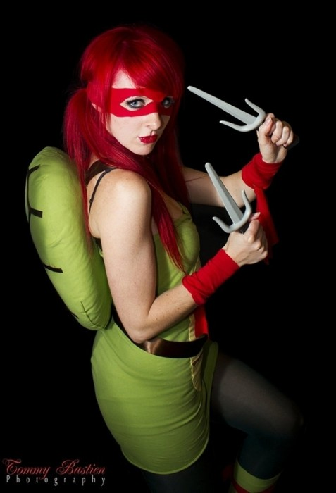 Home Made Raphael Costume