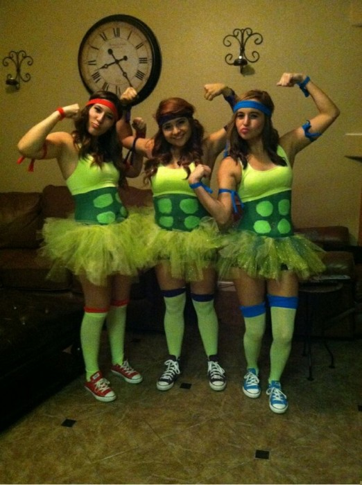 Ninja Turtles Costumes & TMNT Cosplay