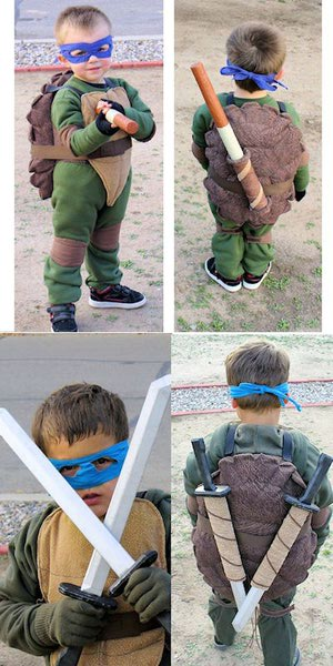 Teeanage-Mutant-Ninja-Turtle-Costume-children