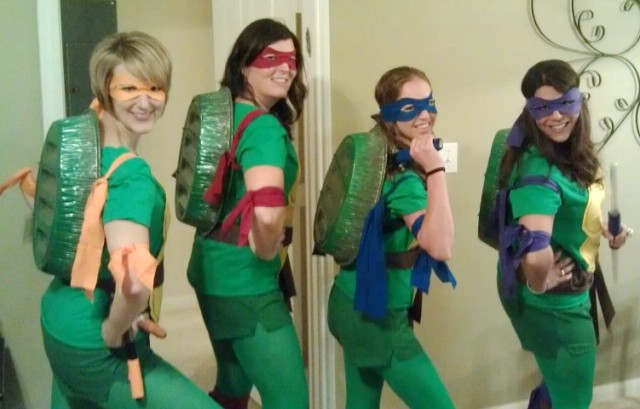 they tried to be tmnt