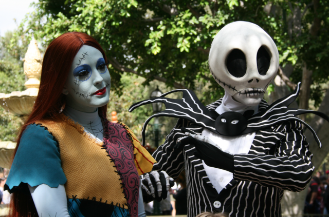 jack and sally halloween costume idea