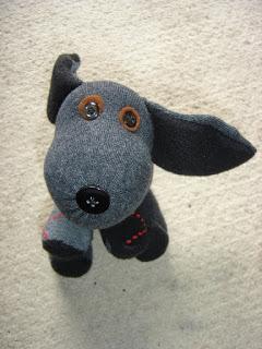 0 Sock Dog Front
