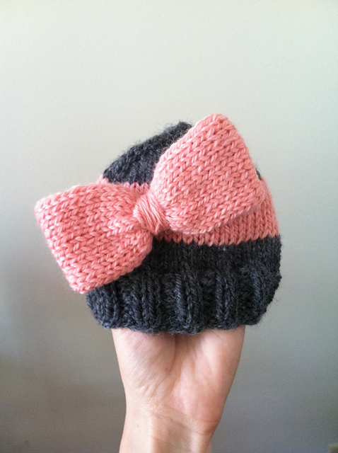Big Bow Hat