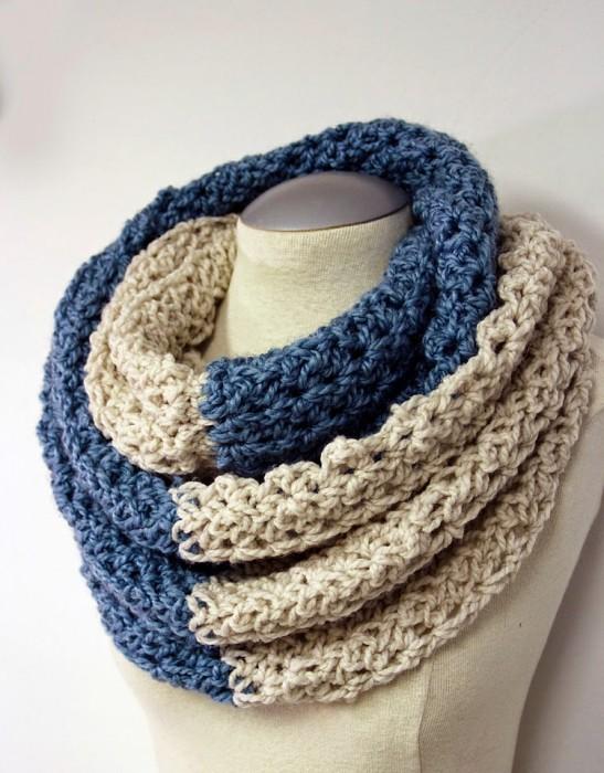 Crochet Neck Warmer Pattern Speckled Frog Crochet