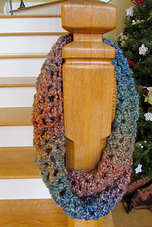 Easiest Ever Infinity Scarf Ravelry