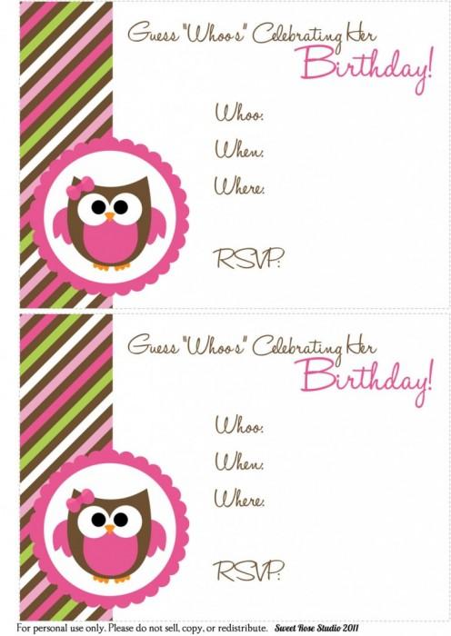 Owl-Birthday-Invite-General-725x1024 sweetrosestudio