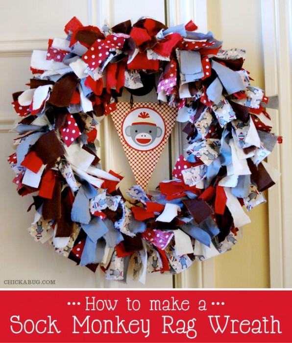 how_to_make_sock_monkey_rag_wreath1