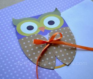 printable-owl-invitations-1 do it yourself invitations